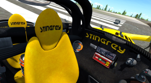 Second Additional product image for - Stingrey