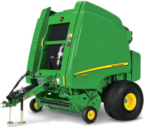 john deere 469, 569 premium hay&forage round balers all inclusive technical service manual(tm121319)