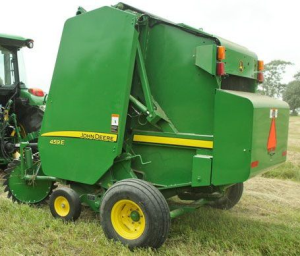 john deere 459 economy hay and forage round balers all inclusive technical manual (tm140619)
