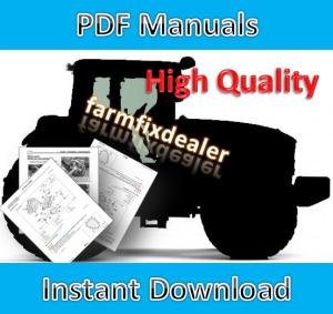 new holland h7460 h7560 repair manual