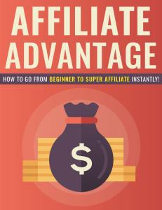 affiliate advantage: special report
