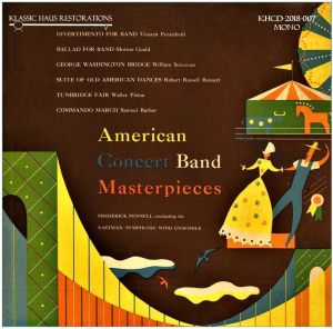 american concert band masterpieces - eastman wind ensemble/frederick fennell