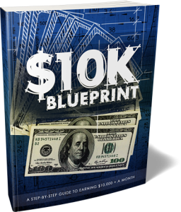 10k a month blueprint and secrets revealed - 50+ products