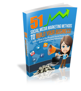 51 social media marketing methods - 51+ products