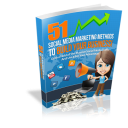 51 Social Media Marketing Methods - 51+ Products | eBooks | Business and Money