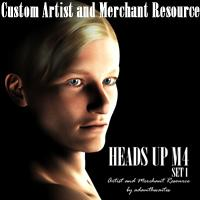 heads up m4 set 1 artist and merchant resource