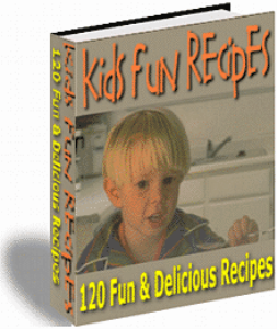 kids fun recipes