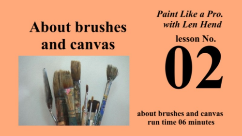 Second Additional product image for - Paint Like a Pro 1