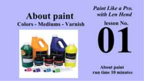 Fifth Additional product image for - Paint Like a Pro 1