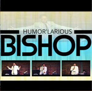 bishop coates is humor'larious