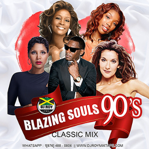 dj roy blazing souls classic mix vol.5