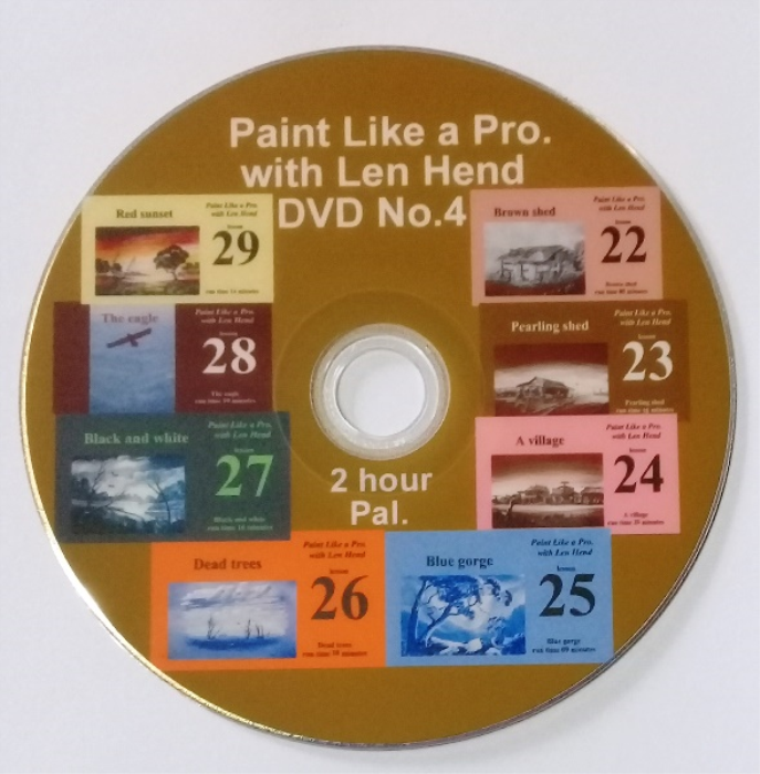 First Additional product image for - Paint Like a Pro. 4