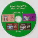 Paint Like a Pro 8 | Other Files | Arts and Crafts
