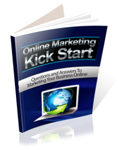 Online Marketing Kick Start | eBooks | Business and Money