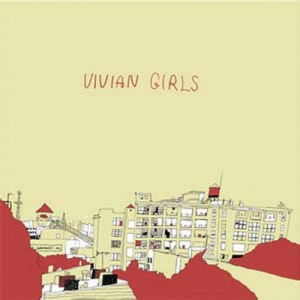 vivian girls vivian girls (2008) (in the red records) (10 tracks) 320 kbps mp3 album