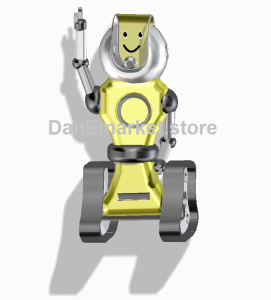 Robot Smiling | Photos and Images | Clip Art