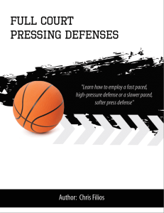 full court pressing bundle