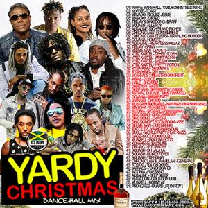 dj roy yardy christmas dancehall mix [dec 2018]
