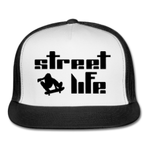 street life hat | Other Files | Arts and Crafts