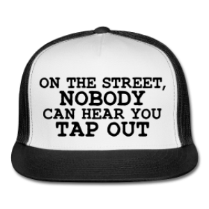 tap out hat