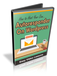 how to host your own autoresponder on wordpress