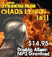 chaos legion i & ii mp3
