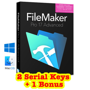 filemaker pro 17 advanced for mac os
