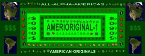 AmeriOriginal-1 | Photos and Images | Digital Art
