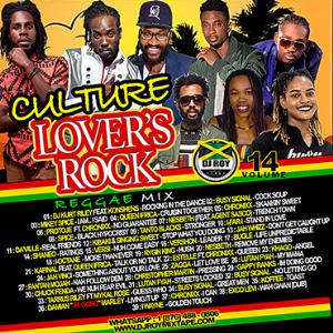 dj roy culture lovers rock mix vol.14 2019