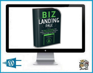 wordpress biz landing page plugin