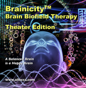 BrainicityTM Brain Biofield Therapy - Theater Edition | Music | New Age