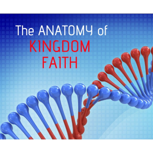the anatomy of kingdom faith pt.1