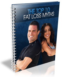 top 10 fat loss myths