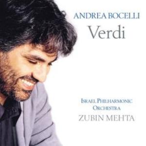 andrea bocelli - verdi (2018) [cd download]