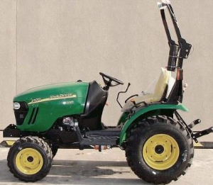 john deere 2320 compact utility tractor owners manual