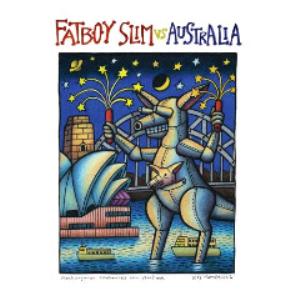 fatboy slim - fatboy slim vs australia (2018) [cd ep download]