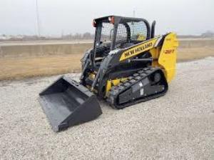 new holland c227, c232, c238 series compact track loader service repair manual