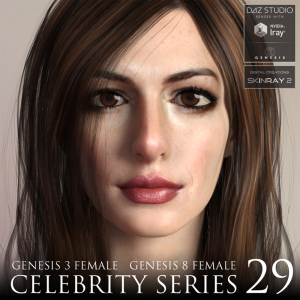 celebrity series 29 for genesis 3 and genesis 8 female