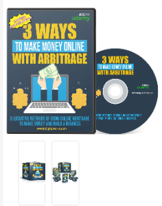 3 ways to make money online with arbitrage