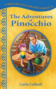 the adventures of pinocchio (audio book)