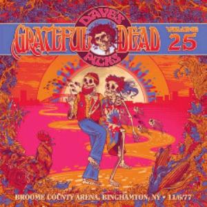 grateful dead - dave's picks volume 25 (2018) [3cd download]