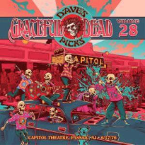 grateful dead - dave's picks volume 28 (2018) [3cd download]