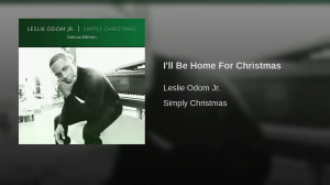 i'll be home for christmas inspired by leslie odom jr. custom arranged for solo voice, piano/rhythm and trombone.