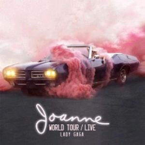 lady gaga - joanne world tour live (2018) [2cd download]