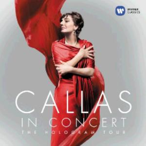 maria callas - callas in concert the hologram tour (2018) [cd download]