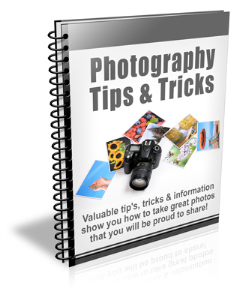 photography tips and trucks