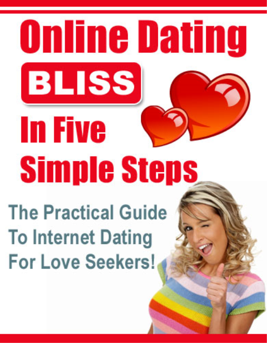 First Additional product image for - Online Dating Bliss In Five Simple Steps