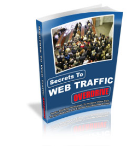 Secrets To Web Traffic Overdrive | eBooks | Business and Money
