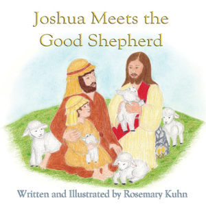 joshua meets the good shepherd