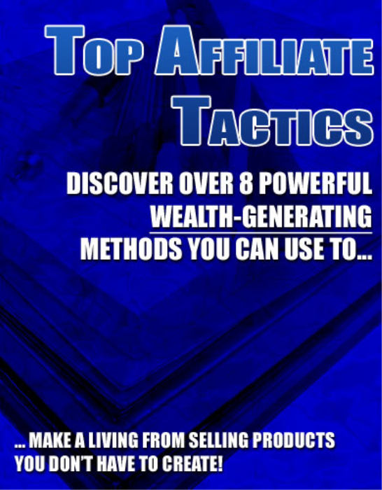 First Additional product image for - Top Affiliate Tactics